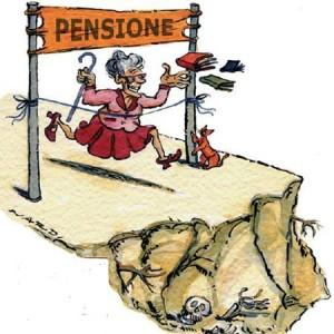 pensionati, fondi pensione