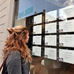 Tasso di disoccupazione in calo ad Aprile?