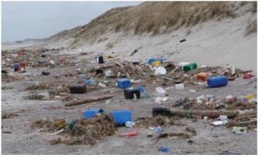 Beach Litter 2016: rifiuti sulle spiagge, i risultati dell'indagine