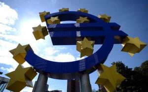 GERMANY-EUROZONE-BANK-ECONOMY-FOREX-RATE