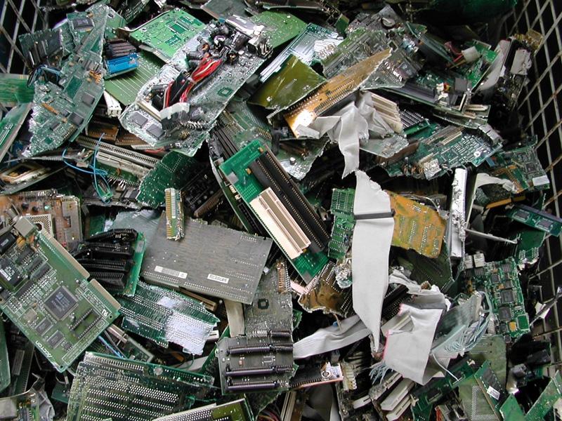 Rifiuti Tecnologici: è boom di raccolta