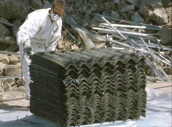 Vittime amianto: prestazione per esposizione non professionale