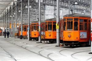 tram bus trasporti