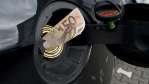 benzina, guida, gennaio