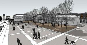 investimenti, spazio urbano