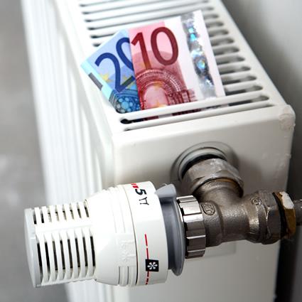 Multe a chi ha in casa Termosifoni senza valvole termostatiche
