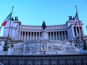 roma, altare della patria roma