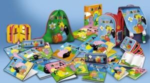 raccolta solidale materiali scolastici