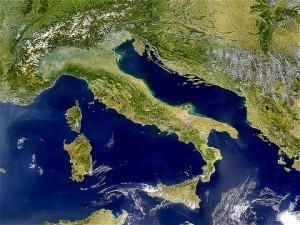 italia satellite-1