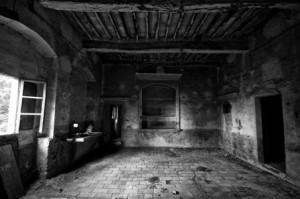 abbandono edilizio