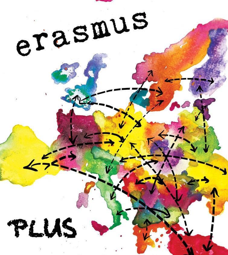 """Erasmus Plus: resi noti gli esiti della call """"mobilità per l'apprendimento"""", annualità 2016"""