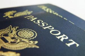 estero, Passport