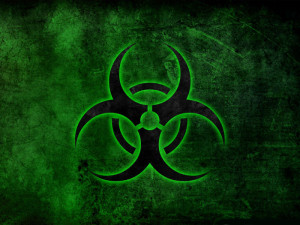 biohazard, rifiuti radioattivi