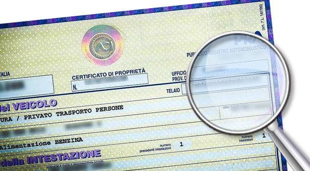 Abolito il Pubblico Registro Automobilistico