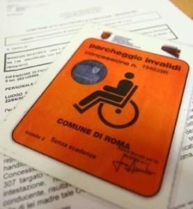 Headline:#xa9; Daniele Stanisci ag. Toia Controlli della Polizia di Roma Capitale sui contrassegni Invalidi