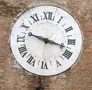 orologio aspettativa