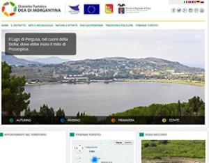 screenshot sito dea di morgantina1