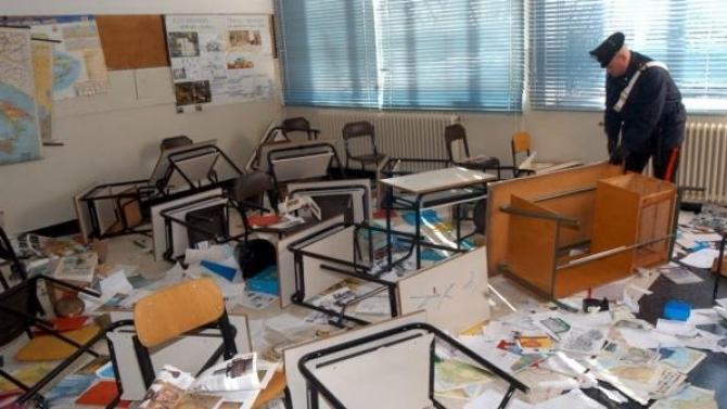 Sicurezza nelle Scuole: dopo l'ultimo sisma va verificata in tutta Italia