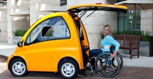 veicolo disabili