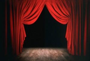 Empty Stage January 1, 2000