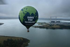 marcia per il, clima