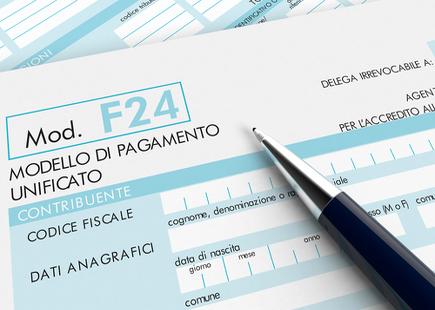 Pagamenti con F24 sopra i mille euro: ecco quando si può fare