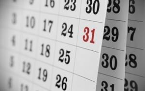 ferie calendario scuola