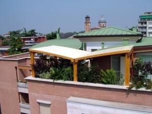 gazebo terrazzo