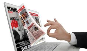 diffusione, editoria, online