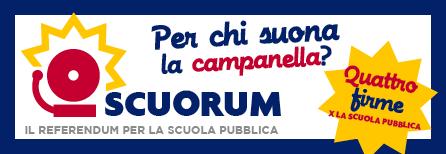 Referendum anti Buona Scuola: online il sito e i materiali