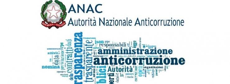 ANAC: ecco il testo definitivo del Piano Nazionale Anticorruzione 2016