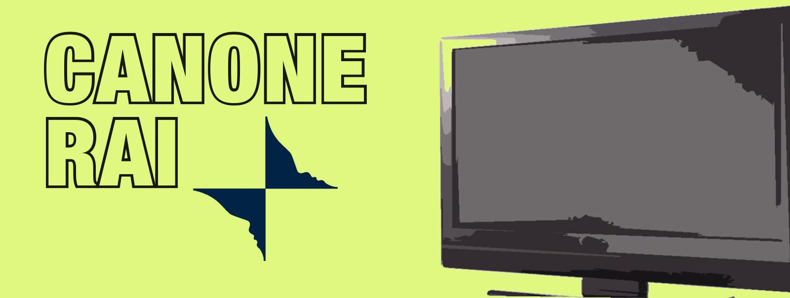 Canone tv in bolletta arrivano le for Canone tv in bolletta
