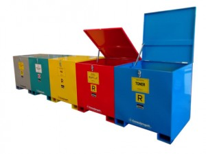 raccolta differenziata rifiuti urbani
