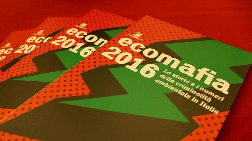 Legambiente: presentato il nuovo Rapporto sull'Ecomafia