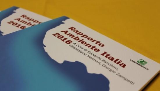 Disponibile il nuovo Rapporto Ambiente Italia 2016