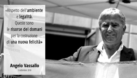 Al via l'edizione 2016 del Premio Angelo Vassallo
