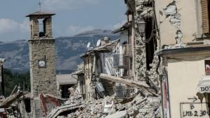 terremoto Casa Italia