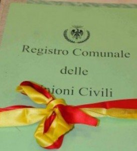 unioni civili registri