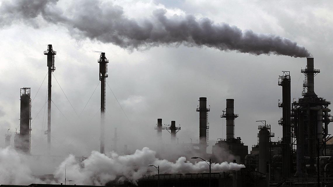 Emissioni gas serra da carbone: in Italia dal 1990 aumento esponenziale
