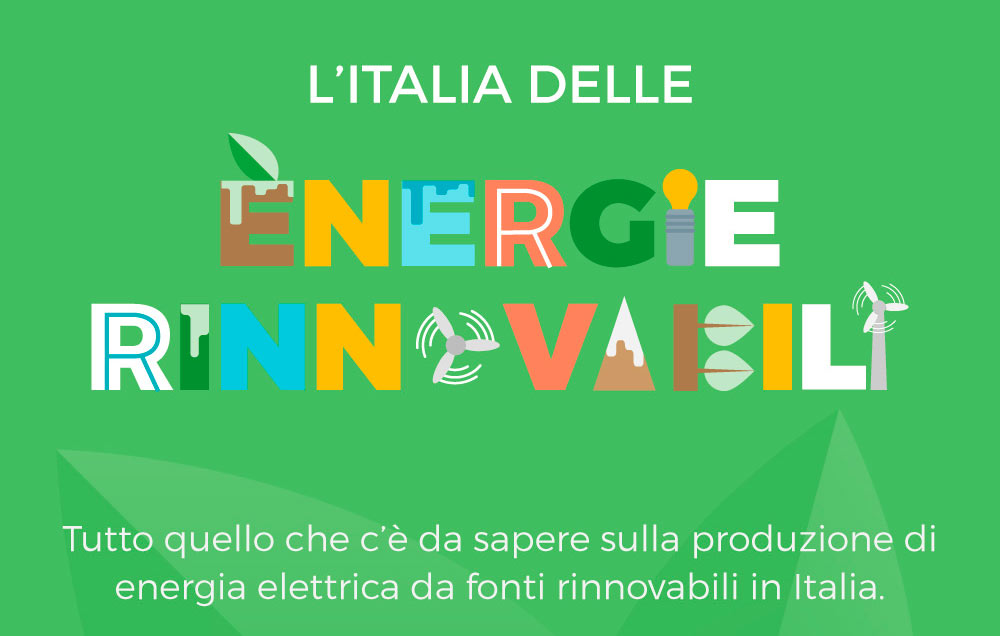 Energia elettrica green Made in Italy