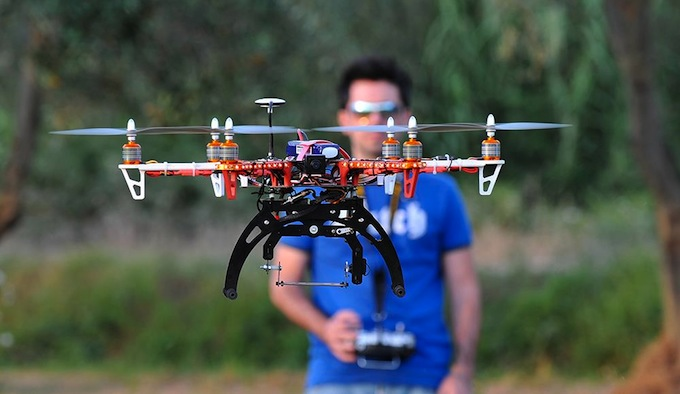 Programmma Cosme: droni civili, obblighi di rispetto della privacy e di protezione dei dati