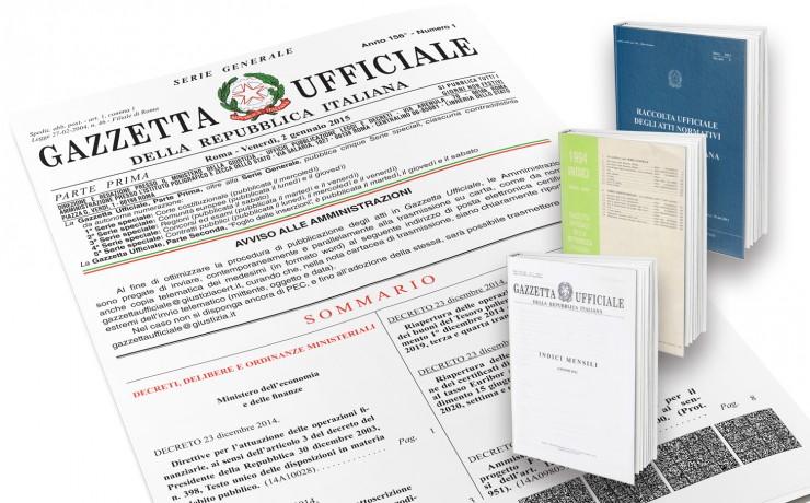 Pubblico Impiego: illegittimi i Concorsi non presenti in Gazzetta Ufficiale?