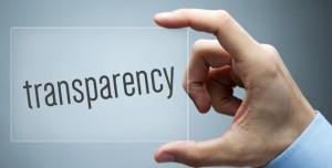 trasparenza nella PA