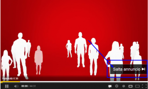 youtube pubblicita