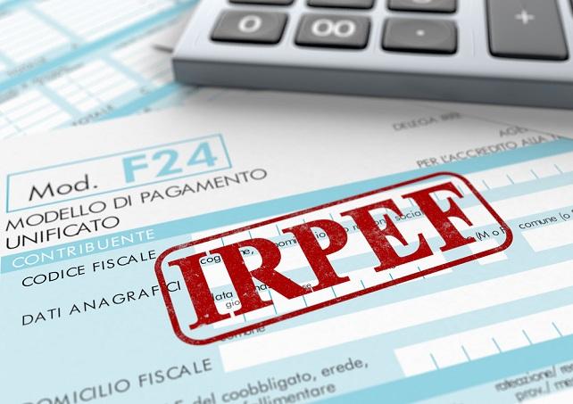 for Irpef 2017 scadenze