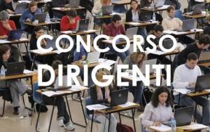 concorso dirigenti scolastici bando