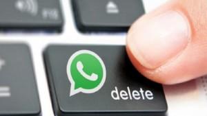 whatsapp messaggi cancellazione