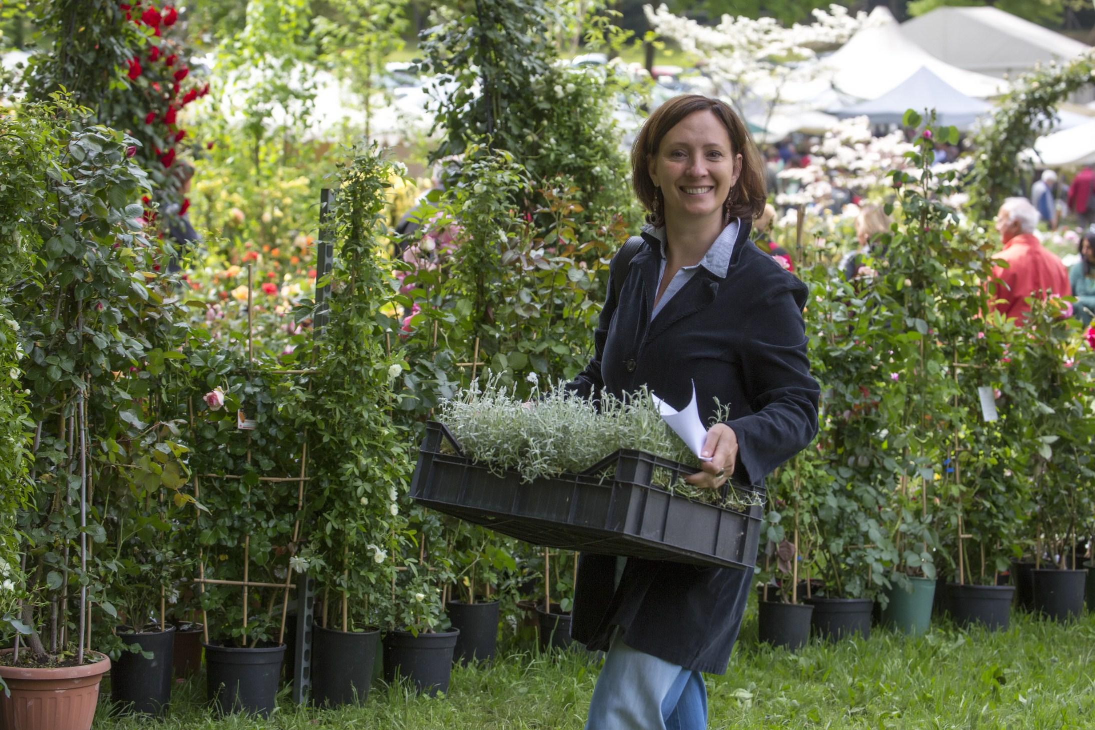FAI, Tre giorni per il giardino: una mostra per il florovivaismo di qualità