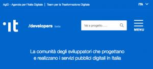 developers italia
