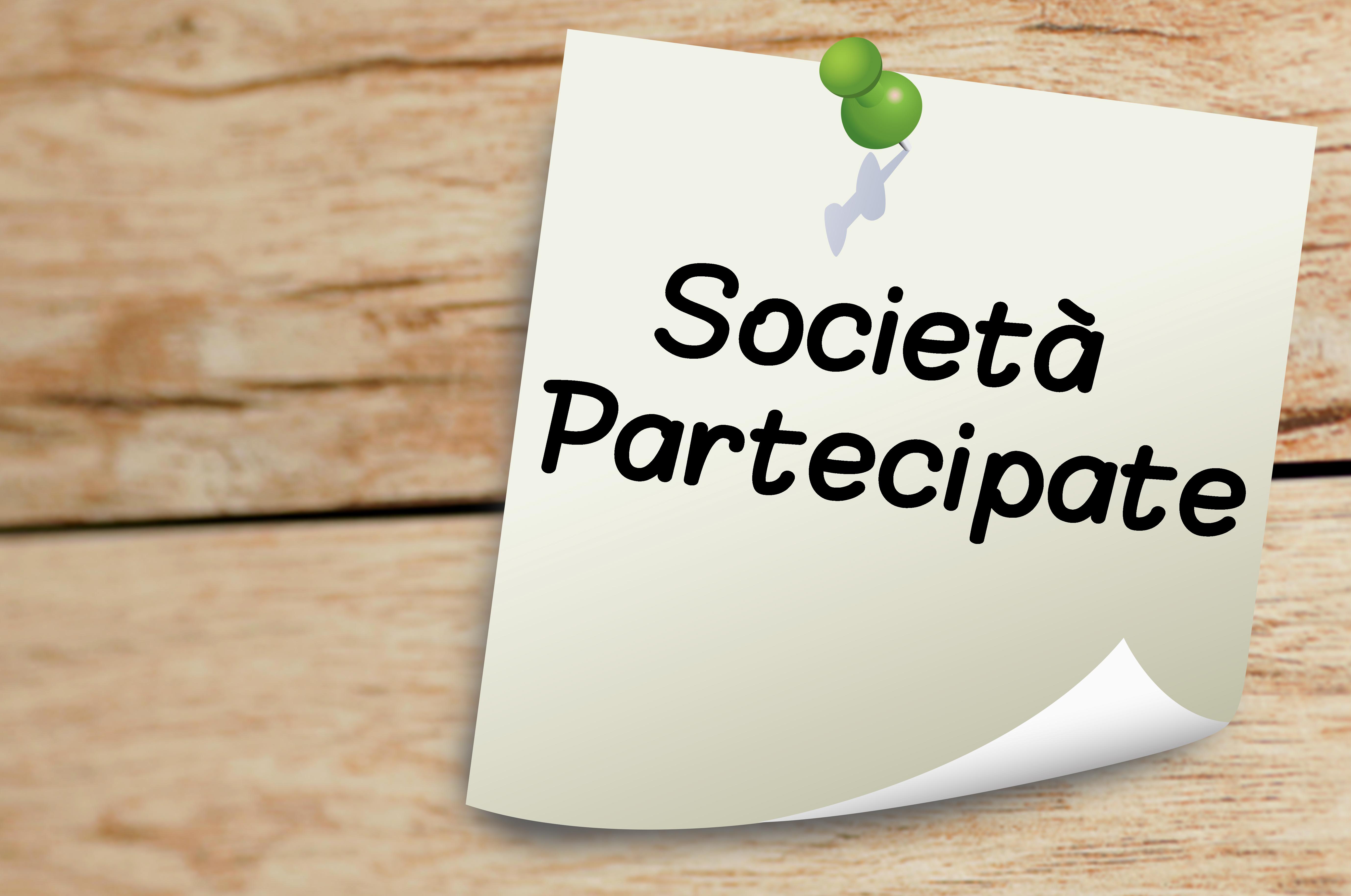 Ecco il Decreto per la razionalizzazione delle Società Partecipate